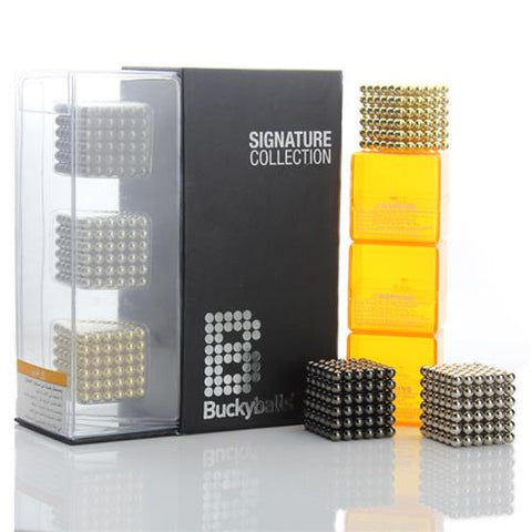 Buckyballs Three Colors sets Pack Magnetic Balls (216 balls)