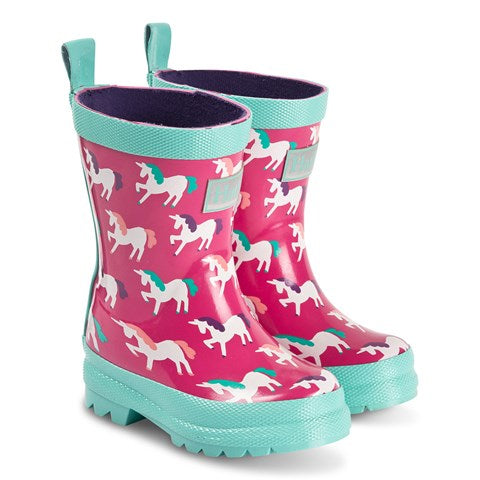 Mystical Unicorn Rain Boots