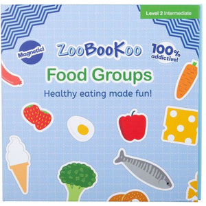 Magnet Book - Food Groups