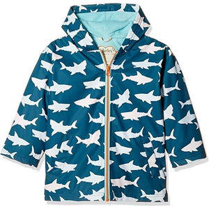 Great White Sharks Colour Changing Splash Jacket