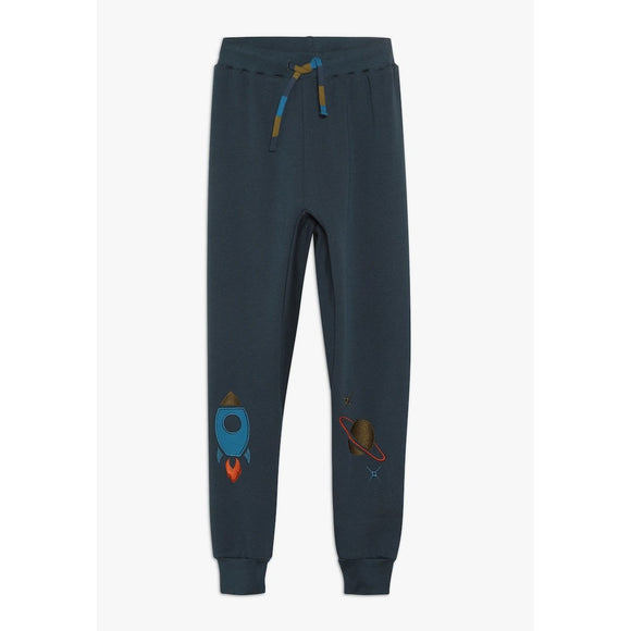 Baby Sweat Pants, Midnight Rocket