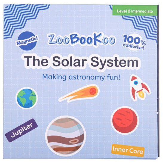 Magnet Book - The Solar System