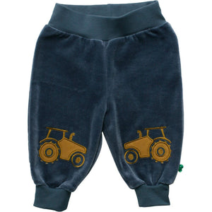 Tractor Velour Trousers