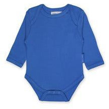 Organic Blue Basic LS Body, Blue