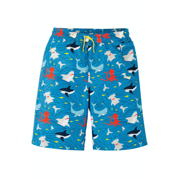 Grown Up Board Shorts, Go with the flow