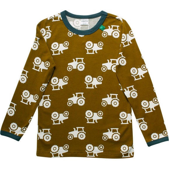 Baby Tractor Print T-Shirt