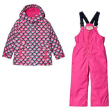 Lovely Rainbows Snowsuit Set