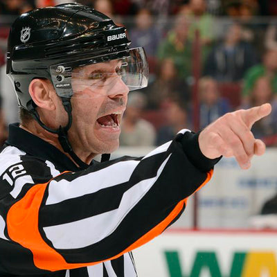 Justin St-Pierre NHL Referee