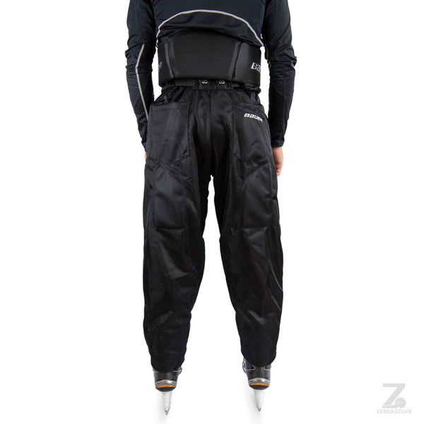 Bauer hockey referee pants padded back