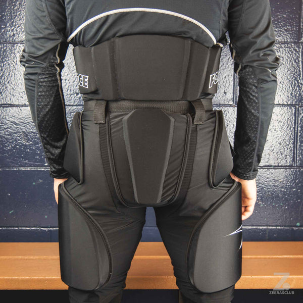 Hockey referee girdle force krome back