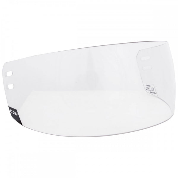 Hockey referee visor ccm vr25 straight clear