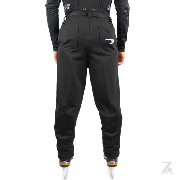 Hockey Referee Pants Recreational Force Back
