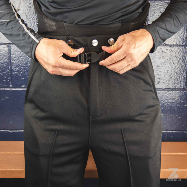 Hockey Referee Pants Recreational Force Front Close