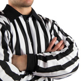 Hockey Referee Jersey Force Pro Linesman Close