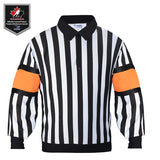 Hockey Referee Shirts Force Pro Orange Armbands