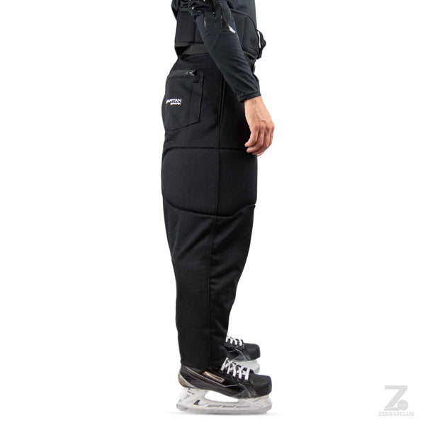 Spartan spark hockey referee pants padded right