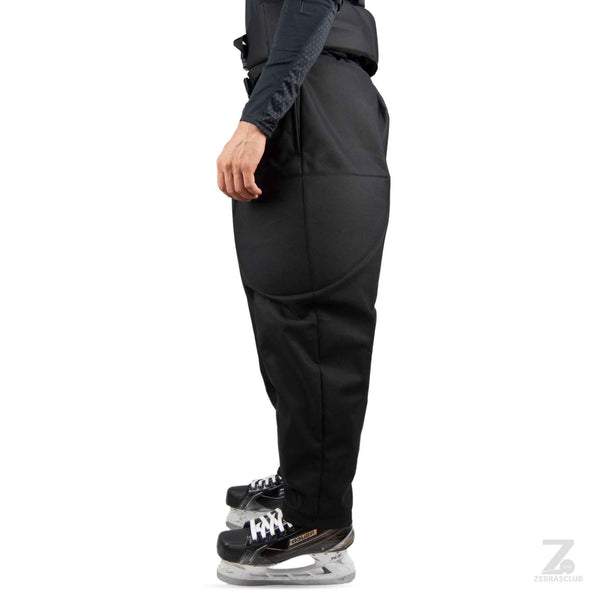 Stevens hockey referee pants padded left