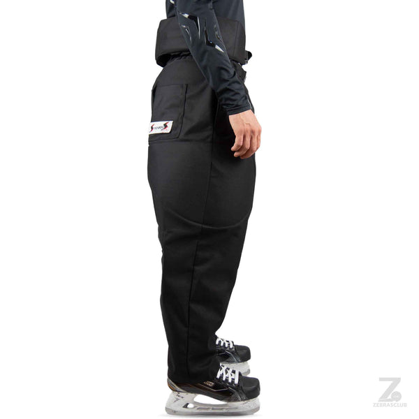 Stevens hockey referee pants padded right