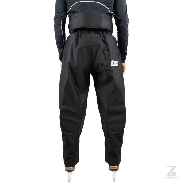 Stevens hockey referee pants padded back