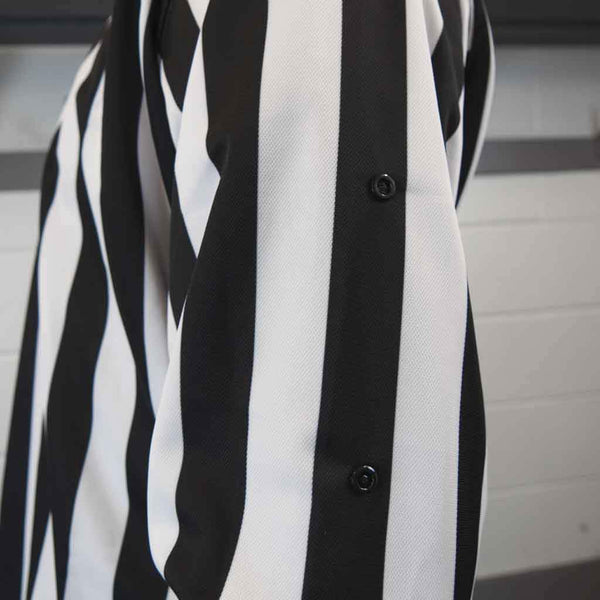 Zebrasclub beginner hockey referee kit plus clips on jersey
