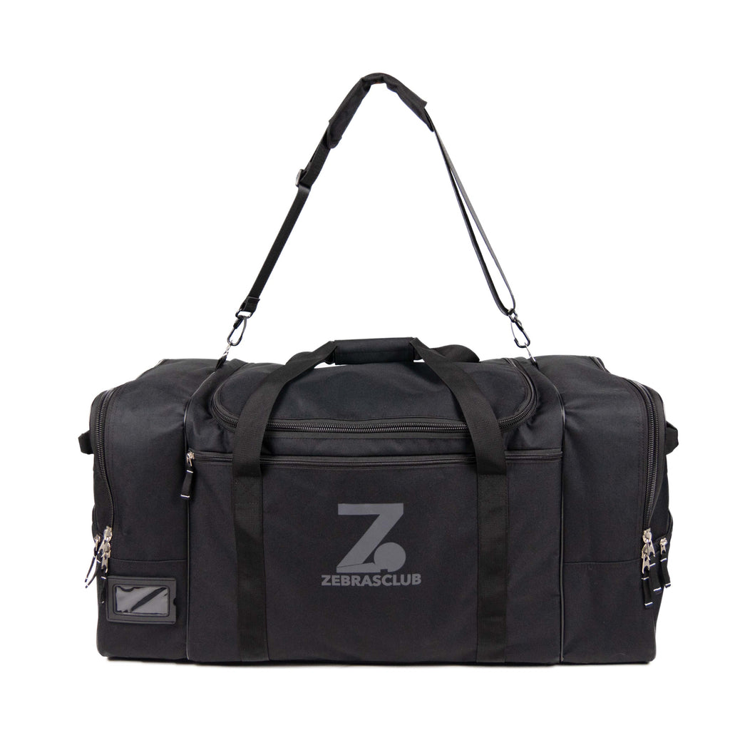 Zebrasclub hockey referee bag