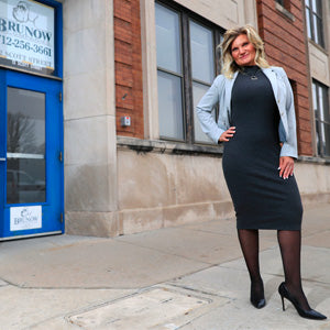 A Woman's World: Brunow overcame gender barriers to start thriving construction, clothing businesses