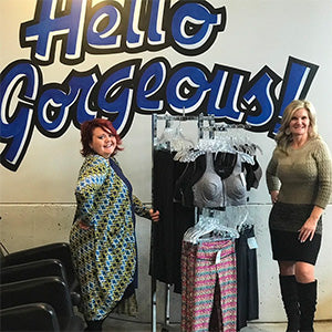 H2W and Hello Gorgeous team up to tackle Council Bluffs area