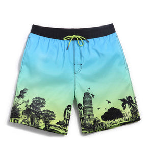 The Traveler Quick Dry Men's Boardshorts
