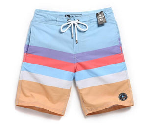 Pastel Does It Men's Quick Drying Boardshorts
