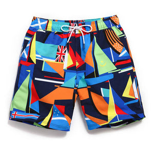 Just Sailing MEN'S His/Her Matching Boardshorts