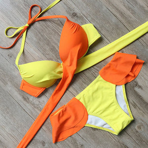 I Sea You Sexy Cross Bikini