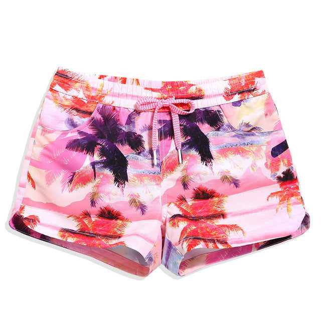 Beach Be Calling WOMEN'S His/Her Matching Boardshorts