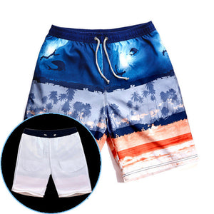Deep Blue Sea MEN'S His/Her Matching Boardshorts
