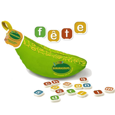 Bananagrams Junior - Topla - apprendre en s'amusant