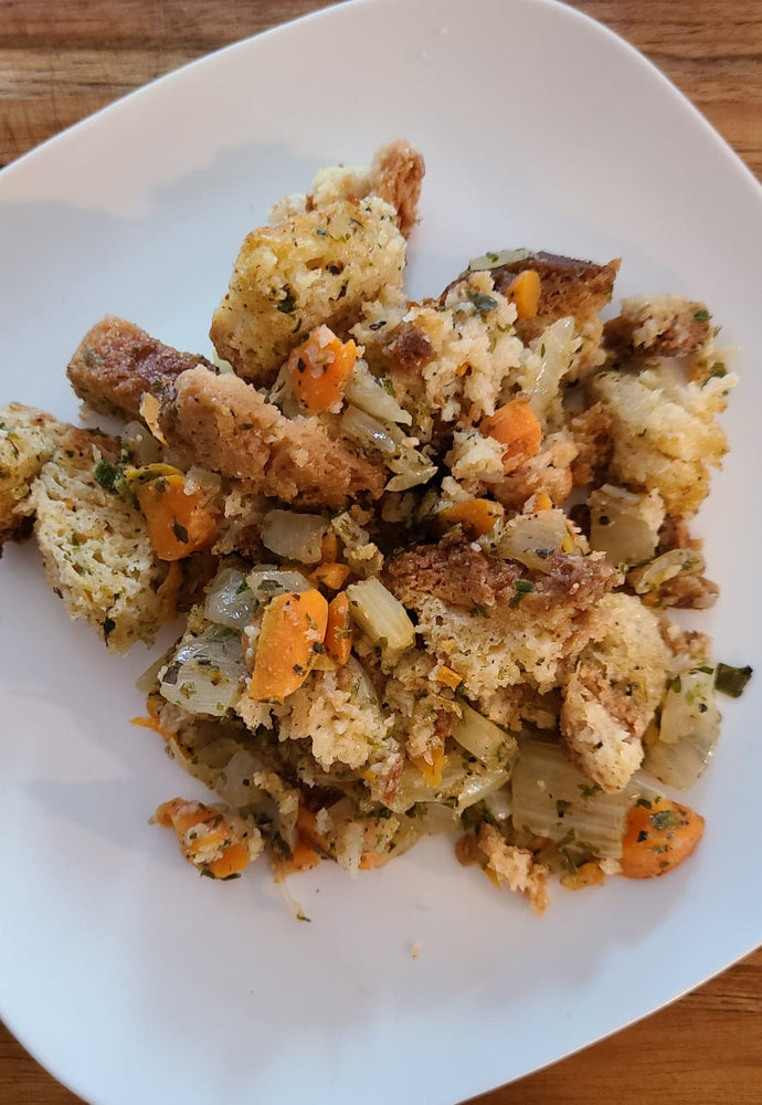 November Series Holiday Stuffing