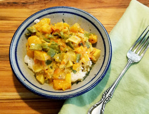 Thai Squash Curry