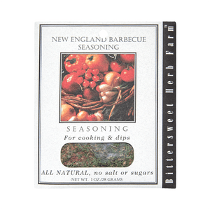New England Barbecue Seasoning Packet
