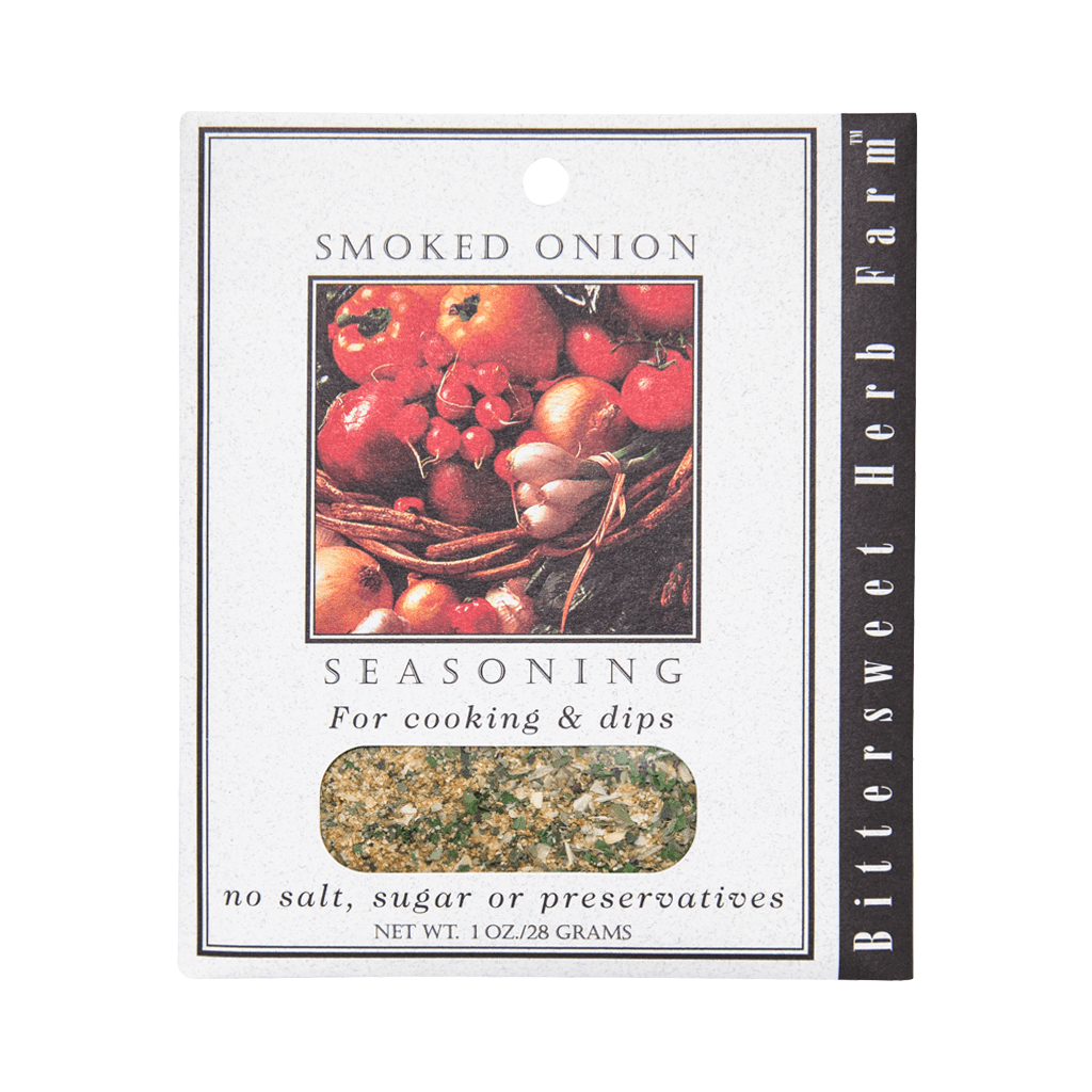 Smoked Onion Seasoning Packet