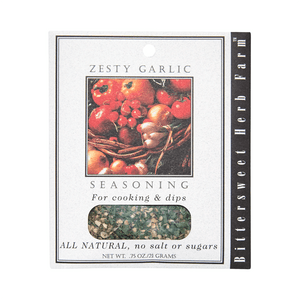 Zesty Garlic Seasoning Packet