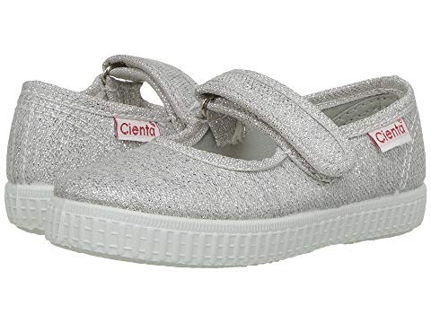 Cienta Glitter Mary Jane (Toddler)