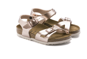 Birkenstock Rio Kids Sandal (Toddler/Little Kid)