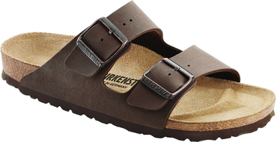 Birkenstock Arizona Birkibuc (BS), (Big Kid)