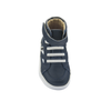 Old Soles New Leader High Top (Toddler/Little Kid) Navy/White front top view