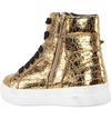 Nina Ima Studded High Top Sneaker (Little Kid/Big Kid)