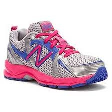New Balance 554 SPY pink side view
