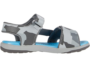 See Kai Run Jetty III Gray Camo