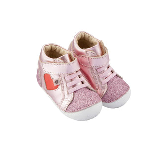 Old Soles My-Heart Pave First Walker (Toddler)
