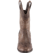 Nina Beti Cowgirl Boot brown front view