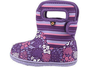 Baby Bogs Waterproof Boots w/ Handles Northwest Garden (Toddler)