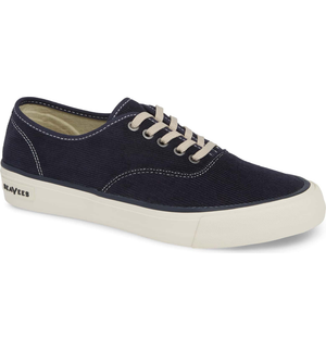 SeaVees Kids Legend Sneaker Cordies in Deep Navy